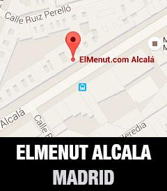 Elmenut.com Madrid C/ Alcalá