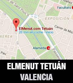Elmenut.com Valencia Plaza Tetuán