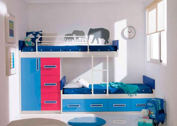 Habitacion infantil 10 273 elmenut - Habitacion infantil tren ...