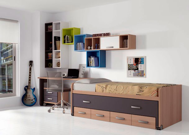 Habitacion infantil 004 032012 elmenut - Dormitorios juveniles cordoba ...