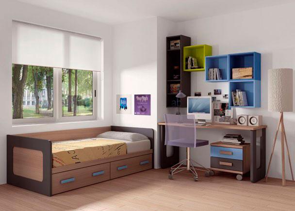 Habitacion infantil 004 472012 elmenut - Cama nido economica ...