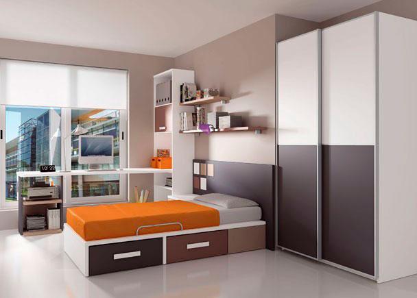 Dormitorio juvenil 004 672012 - Dormitorios juveniles tenerife ...