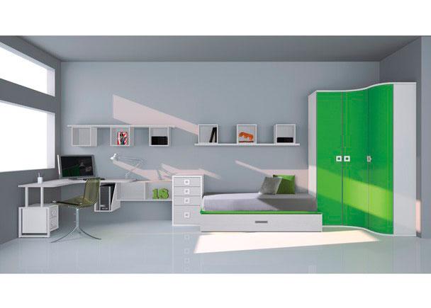 Dormitorio juvenil 998 18 - Dormitorios juveniles tenerife ...