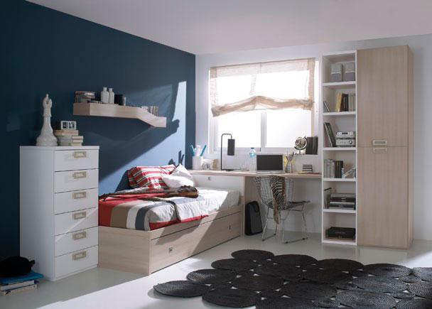 Habitacion infantil 602 47 elmenut - Mesa de estudio infantil ...