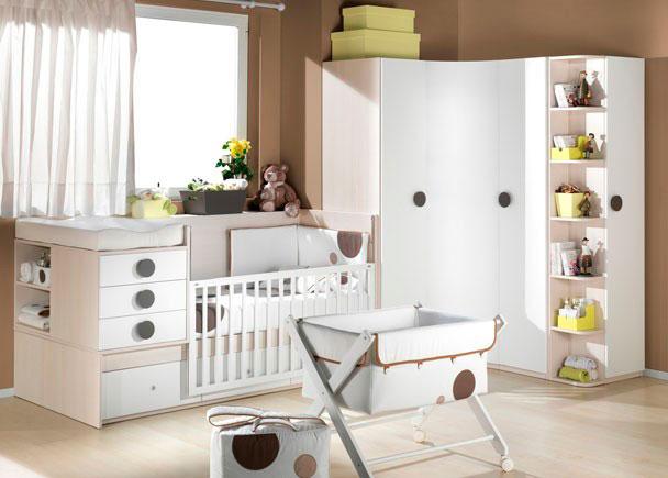 Dormitorio bebe 303 20 elmenut - Camas convertibles bebe ...