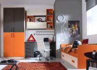 Habitación infantil con armario