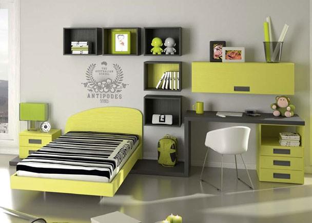 Dormitorio juvenil totalmente ajustable en medidas elmenut - Elmenut com ...