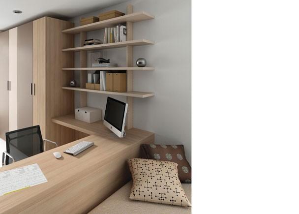Estudio armario p correderas cama elevable elmenut - Elmenut com ...