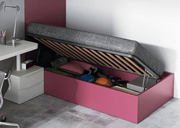 Dormitorio juvenil 079 272012 - Camas y canapes ...