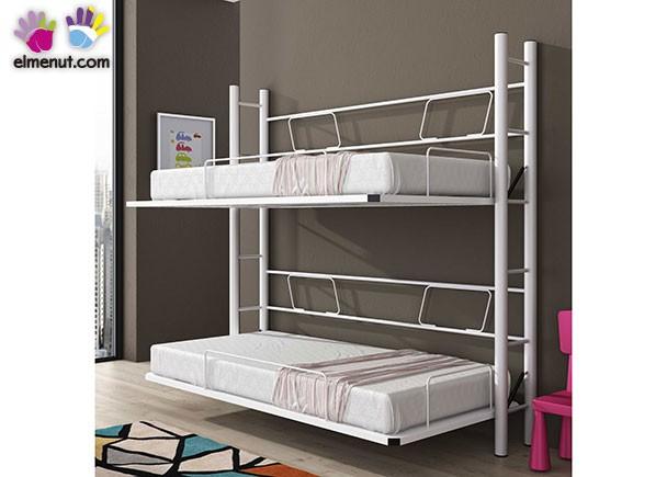 Literas abatibles horizontales cama abatible 1896 - Literas horizontales abatibles ...