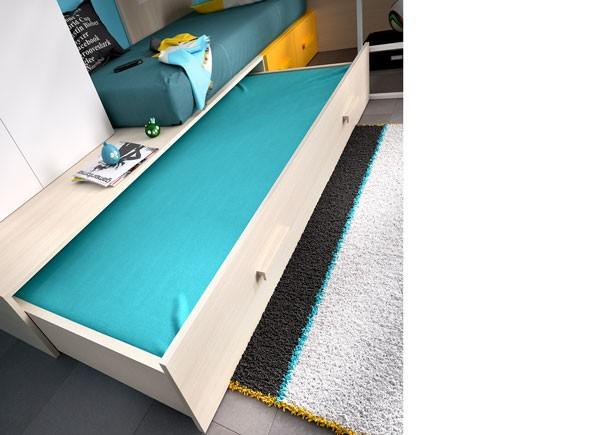 Dormitorio infantil con literas 203 3072015 elmenut - Elmenut com ...