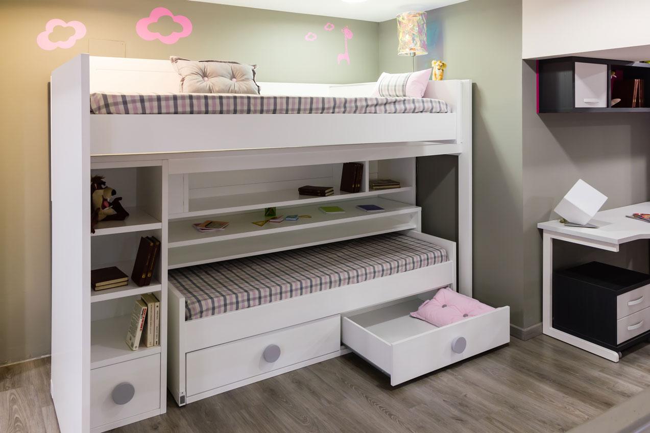 Dormitorios juveniles infantiles y beb s - Dormitorios juveniles ...