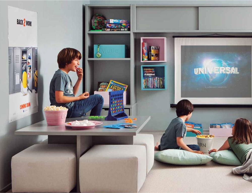 Cuartos de juegos para ni os - Habitaciones infantiles ninos 4 anos ...