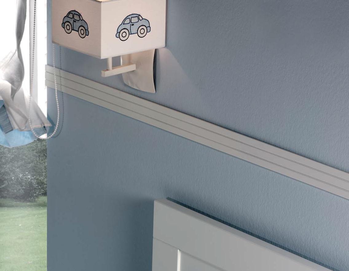 La importancia de los complementos - Molduras decorativas pared ...