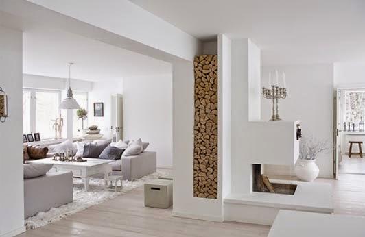 Elementos estructurales en dise o de interior elmenut - Columnas decoracion interiores ...