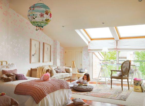 Vintage el estilo cottage - El mueble decoracion dormitorios ...
