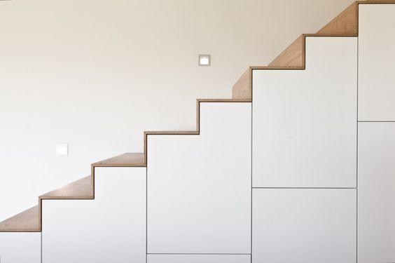 armarios para escalera