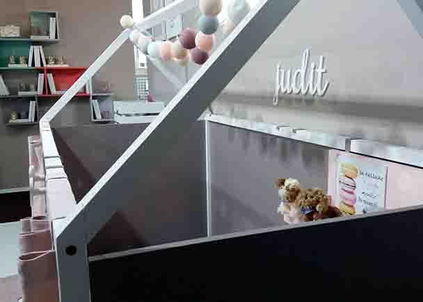 Dormitorio infantil moderno en la Feria del Mueble de Zaragoza