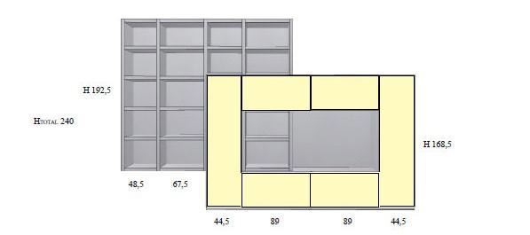 Salón Cubik 2