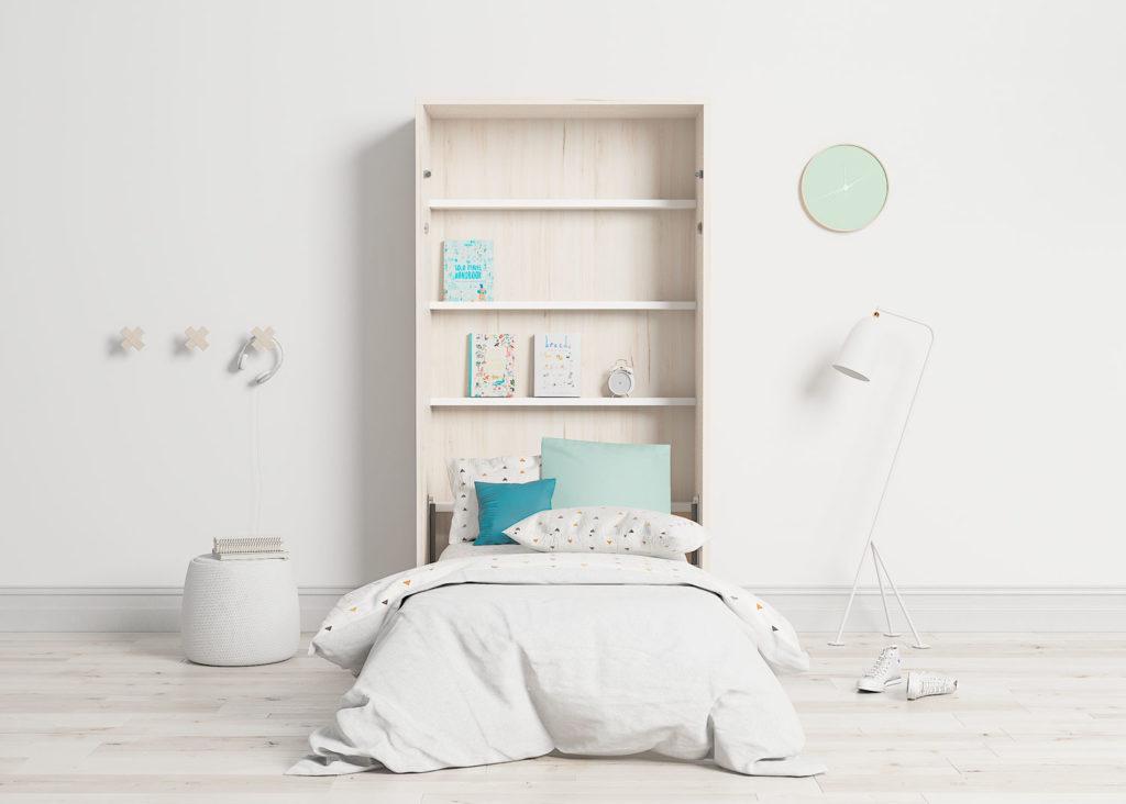 cama abatible moderna