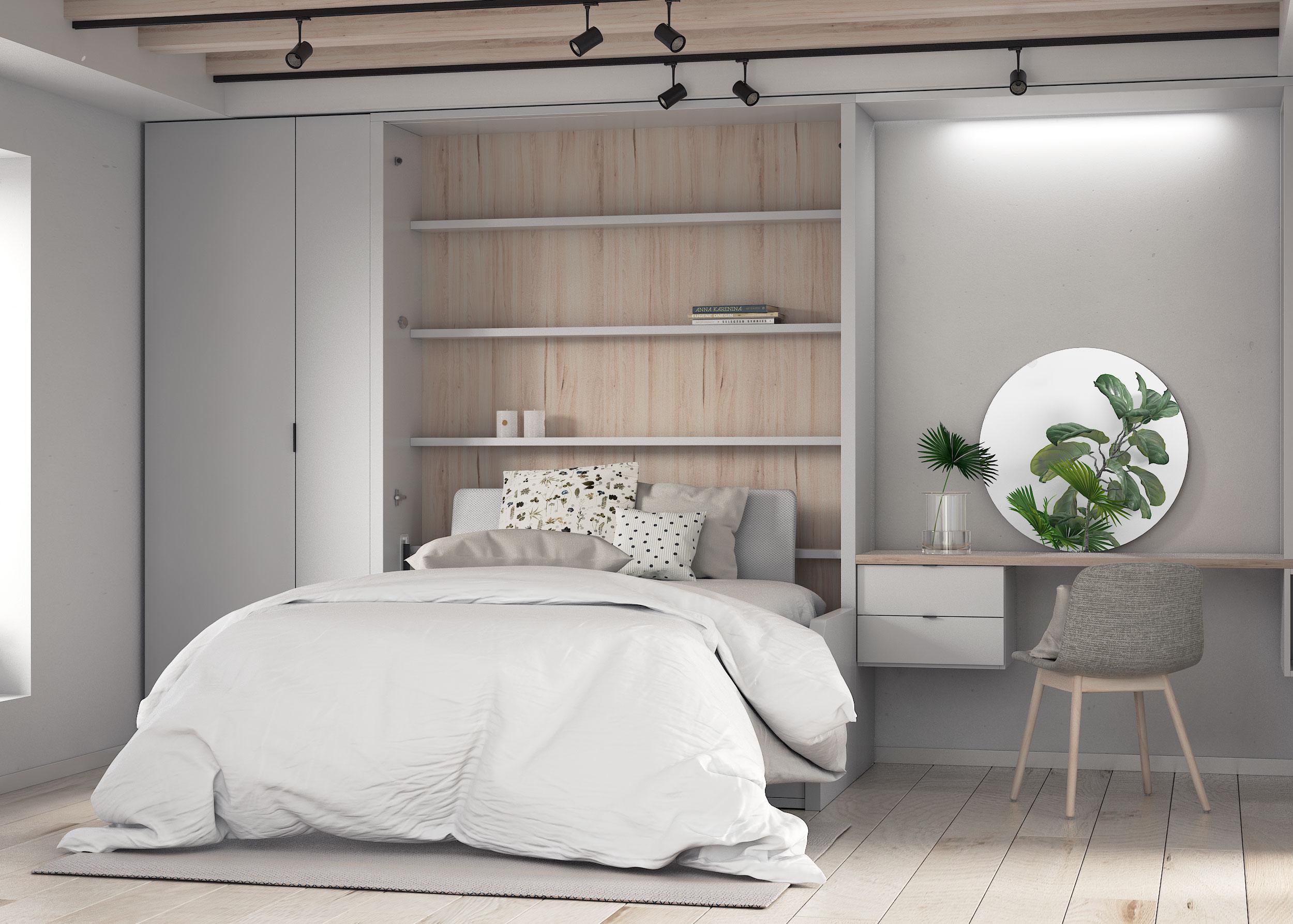 Idea habitación Airbnb