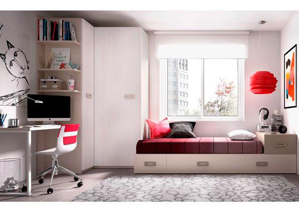 Habitacion infantil 203 1062012 elmenut - Cama nido economica ...