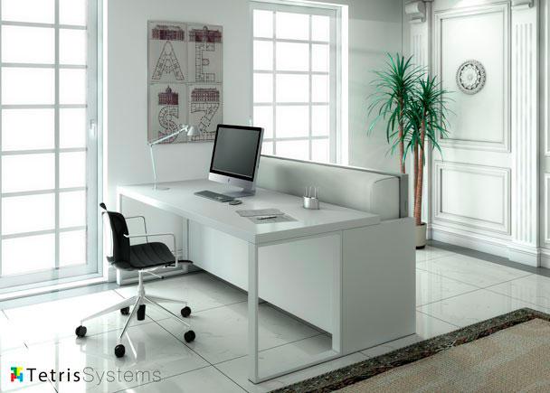 Cama abatible horizontal con escritorio elmenut - Cama plegable horizontal ...