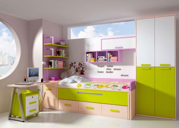 Dormitorio infantil 112m 032013 elmenut - Dormitorios infantiles malaga ...