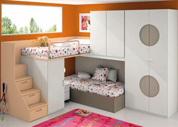 Habitaci n infantil 366 2392012 elmenut for Modelos de habitaciones infantiles