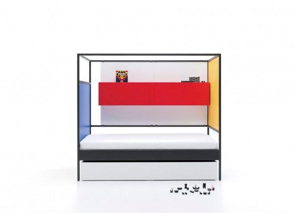 Medidas de literas infantiles literas para los nios - Medidas camas infantiles ...
