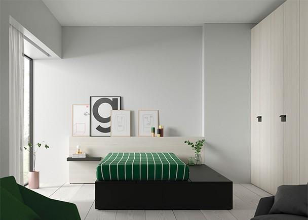 habitaci n juvenil con 2 camas para dos hermanos elmenut