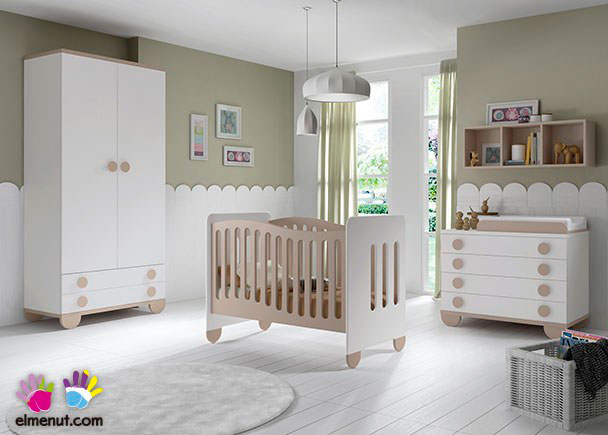 Magnífico Bebé Muebles De Dormitorios Conjuntos Molde - Muebles Para ...