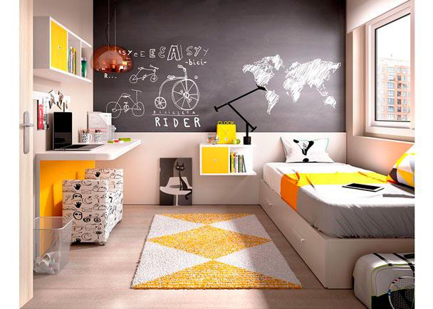 Dormitorio juvenil 203 2052015 elmenut for Camera x bambini
