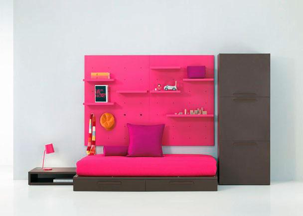 El Block Tarima es una opción de cama versátil y funcional, dispone de 3 opciones de altura y 2 de largo. Con 2, 3 o 4 cajones o combinado con cama