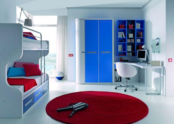 Habitacion infantil 450 12 elmenut - Dormitorios juveniles tenerife ...