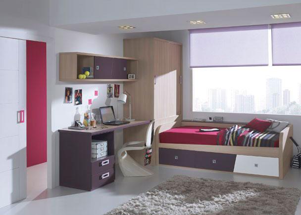 Habitaci n infantil con armario puertas correderas elmenut for Armario habitacion infantil