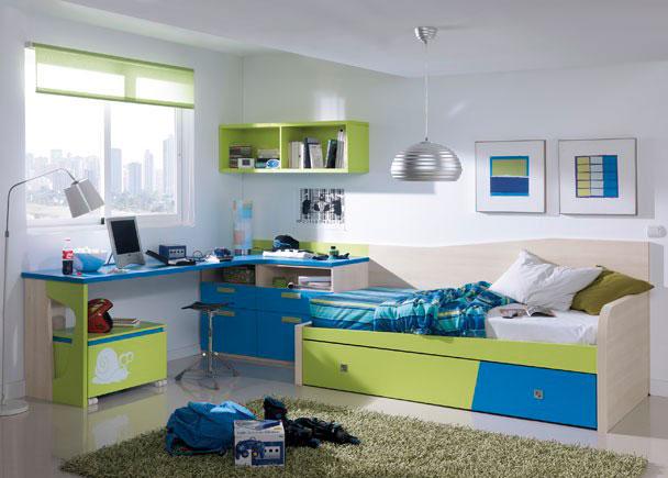 Habitacion infantil 602 28 elmenut - Cama nido economica ...