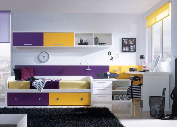 Habitacion infantil 602 40 elmenut - Dormitorios juveniles tenerife ...