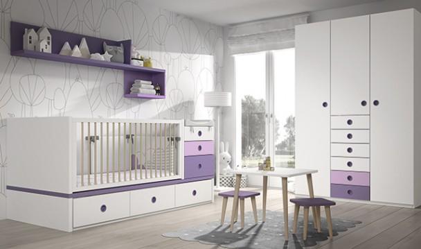 Habitación Infantil 002-026. Elmenut