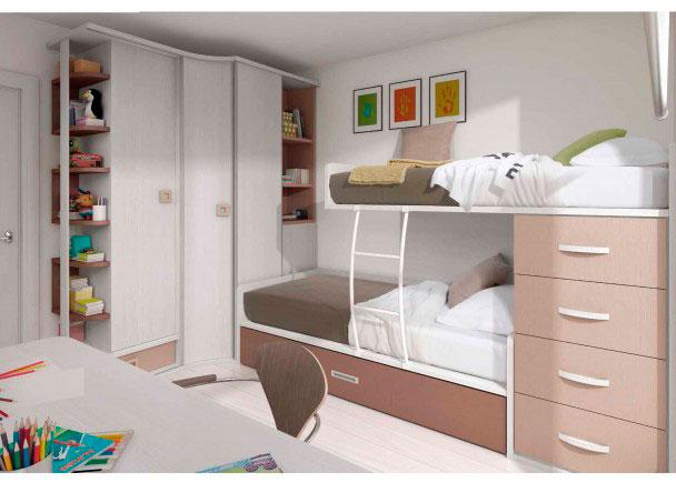 Habitaci n con 2 camas totalmente amueblada elmenut - Habitacion 2 camas ...