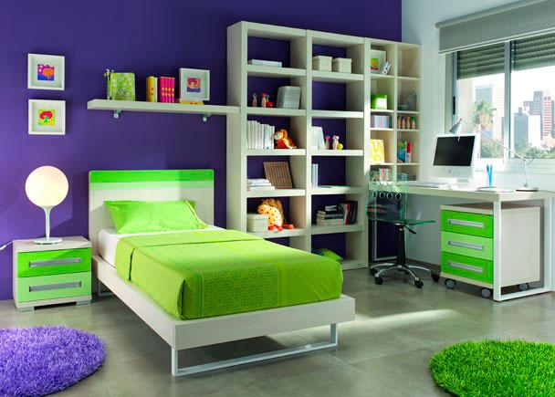 Dormitorio juvenil 450 01 elmenut for Precios de dormitorios infantiles