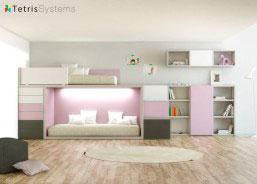 300 Habitaciones infantiles gama media 5 a 12 años (1/19)
