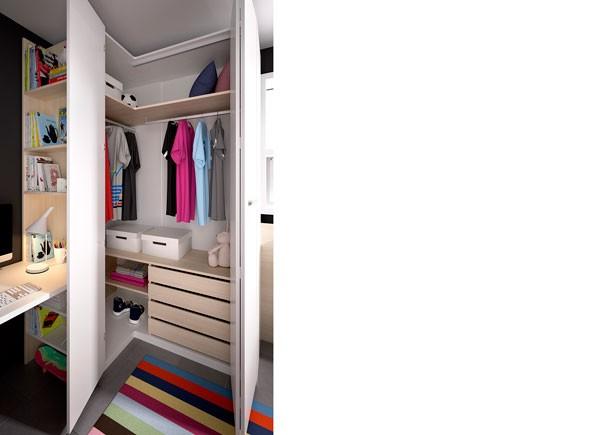 Juvenil con cama nido modular escritorio recto elmenut - Cama nido economica ...