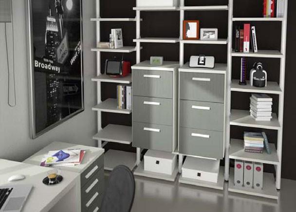 Despacho dom stico completamente modular elmenut - Elmenut com ...