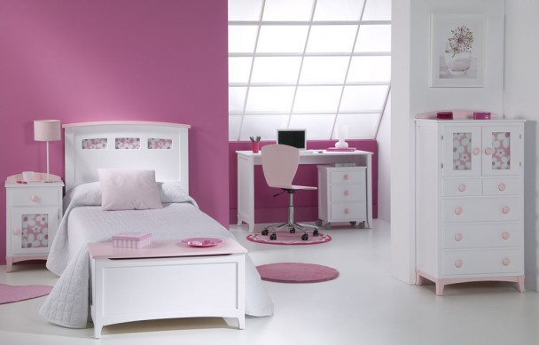 Dormitorio juvenil 006 003 elmenut - Dormitorios juveniles tenerife ...
