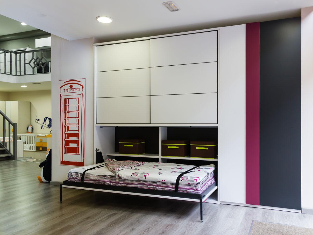 Exposici n de dormitorios juveniles y habitaciones infantiles - Imagenes dormitorios juveniles ...
