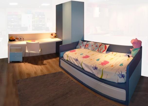 Outlet de dormitorios juveniles y habitaciones infantiles - Elmenut com ...