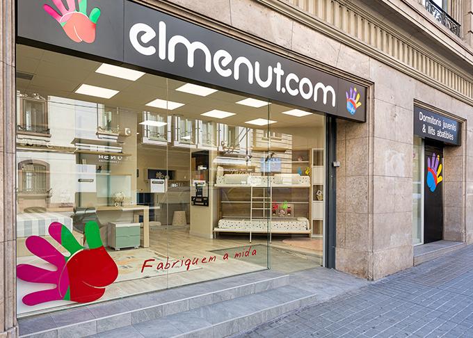 ELMENUT BARCELONA (Calle Balmes)