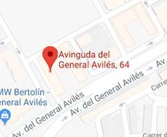 ELMENUT NOU CAMPANAR, Avda General Avilés 64